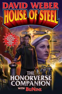 House of Steel By Weber, David